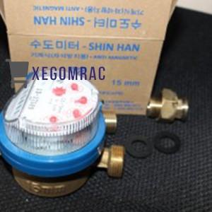 đồng hồ đo nước ShinHan
